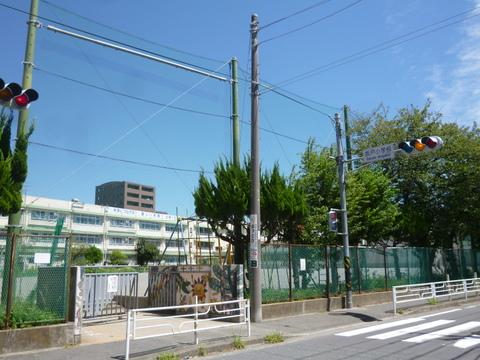 川崎市立坂戸小学校 距離360m