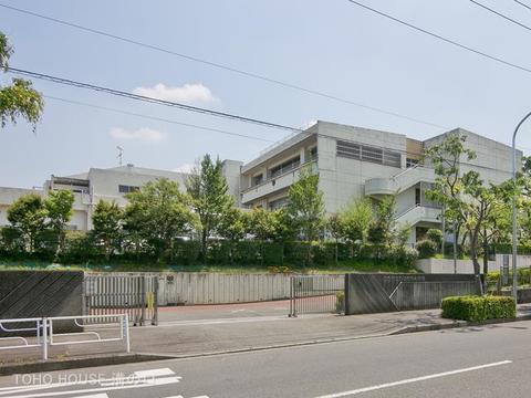 横浜市立鴨志田緑小学校 距離190m