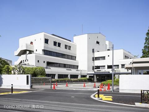 東京都立松沢病院 距離800m