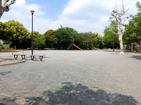 太尾町第二公園 距離150m