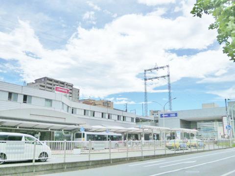 あざみ野駅 距離4200m