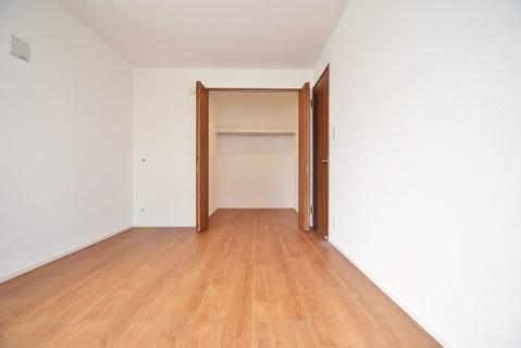 洋室約6.7帖収納スペース
