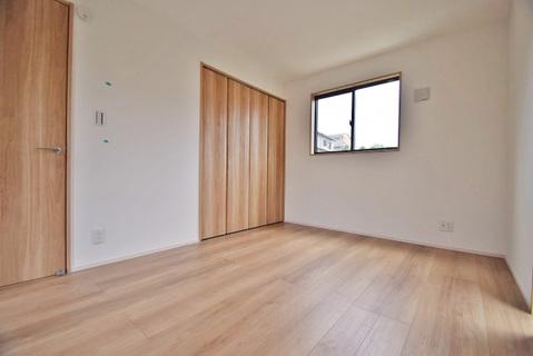 洋室約6.0帖 収納スペースあり