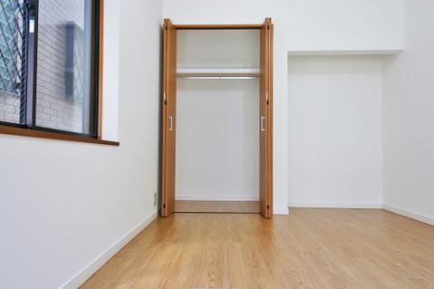 1階洋室約6.0帖収納スペース