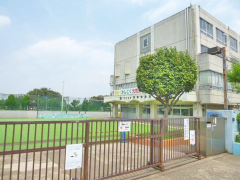 川崎市立宮崎小学校 距離800m