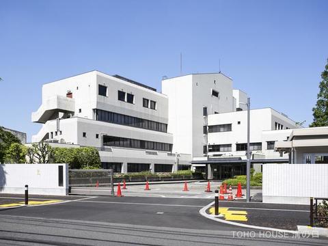 東京都立松沢病院 距離1050m