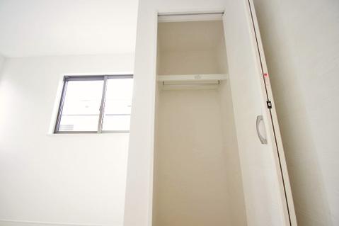 洋室約4.65帖収納スペース