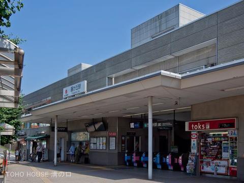 東急田園都市線「藤が丘」駅 距離1440m