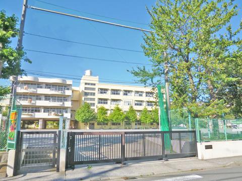 横浜市立駒林小学校 距離850m