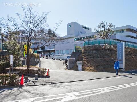 横浜総合病院 距離1600m