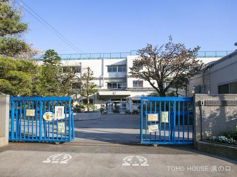 世田谷区立喜多見小学校 距離210m