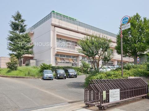 横浜市立中川西中学校 距離500m