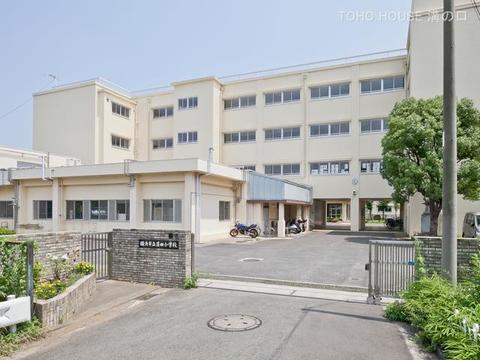横浜市立荏田小学校 距離890m