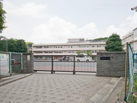 横浜市立城郷小学校 距離480m