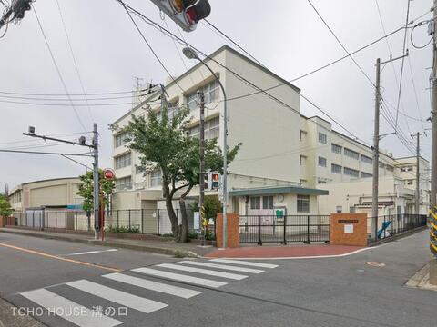 横浜市立川和小学校 距離730m
