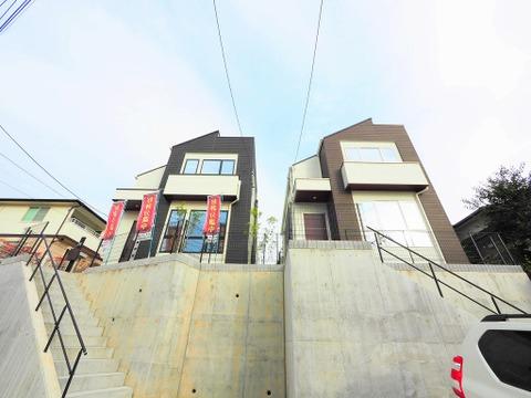 陽当りや風通し良好な、開放的な新築戸建