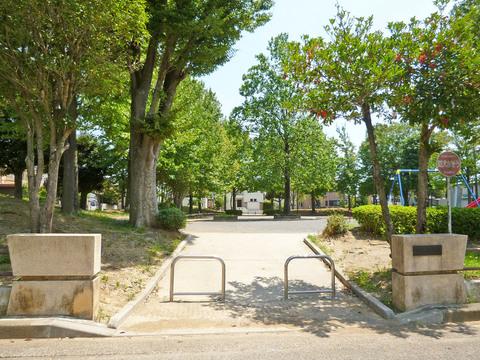 桂台二丁目公園 距離550m