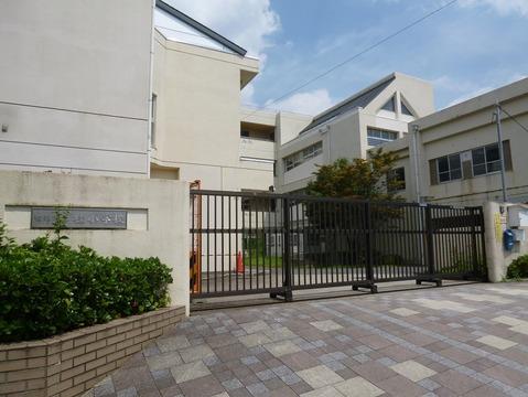 横浜市立桂小学校 距離400m