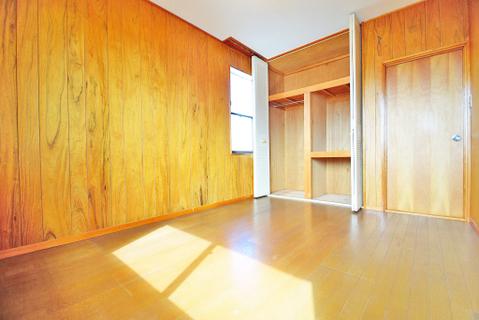全居室に収納スペースをご用意 荷物が多くても安心の収納力です