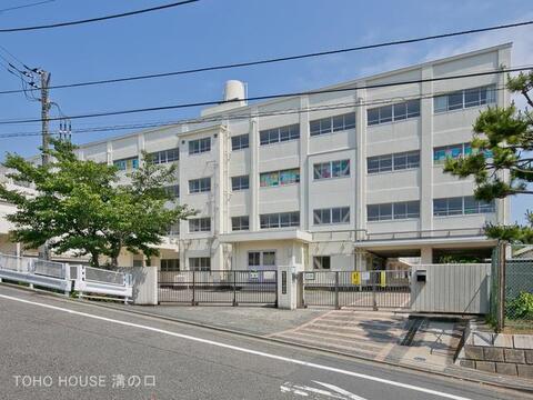 横浜市立もえぎ野小学校 距離1030m
