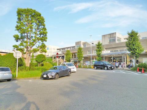 東急田園都市線「藤が丘」駅 距離1120m