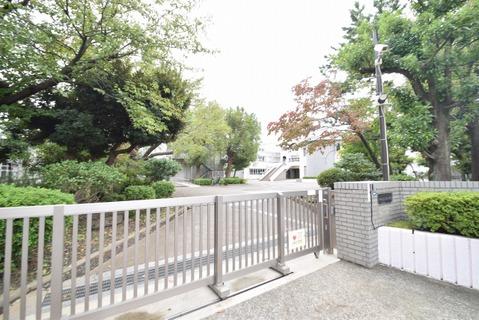 川崎市立小倉小学校 距離300m