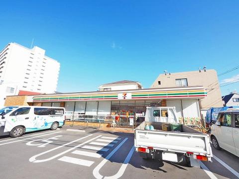 セブンイレブン 世田谷船橋7丁目店 距離550m