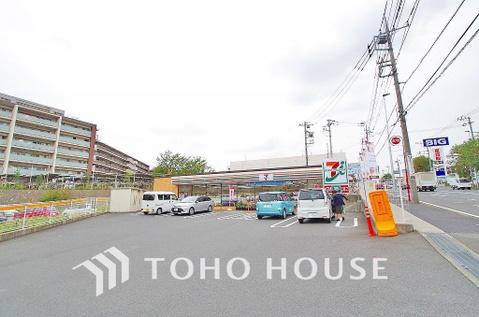 セブンイレブン 川崎犬蔵3丁目店 距離600m