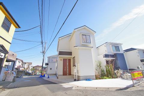 耐震採光等級の地震に強い家~全居室南向きの新築戸建てです