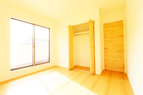 洋室約6.3帖 収納