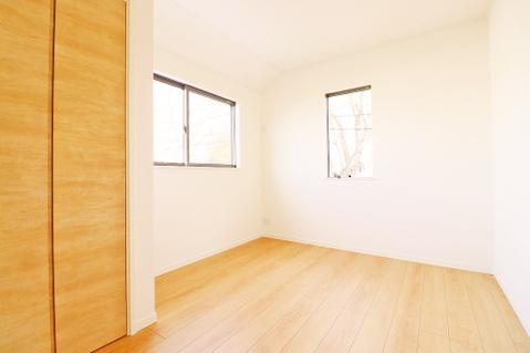全居室に収納スペースをご用意しております