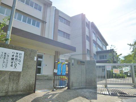 川崎市立南野川小学校 距離750m