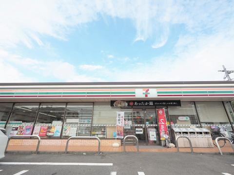 セブンイレブン 川崎野川店 距離1400m