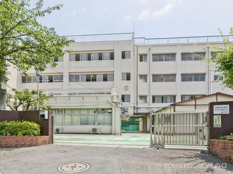 横浜市立都田中学校 距離1500m