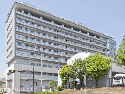 昭和大学横浜市北部病院 距離2950m