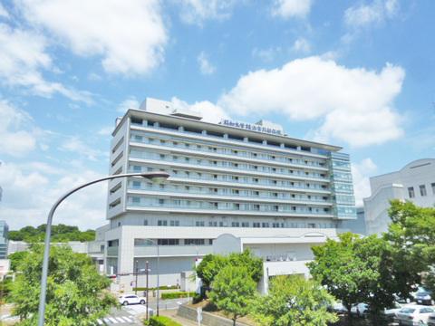 昭和大学横浜市北部病院 距離1500m
