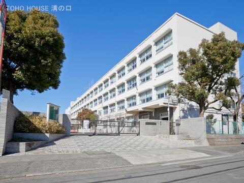 横浜市立鉄小学校 距離1120m
