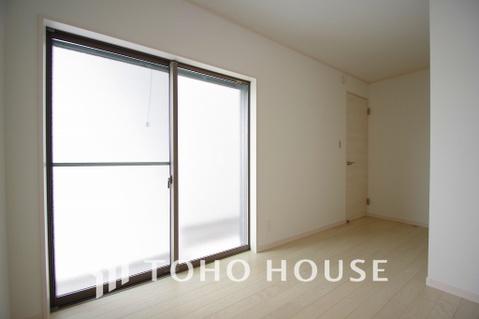 約5.1帖ほどの居室は、使い勝手が良く好みのデザインにできます