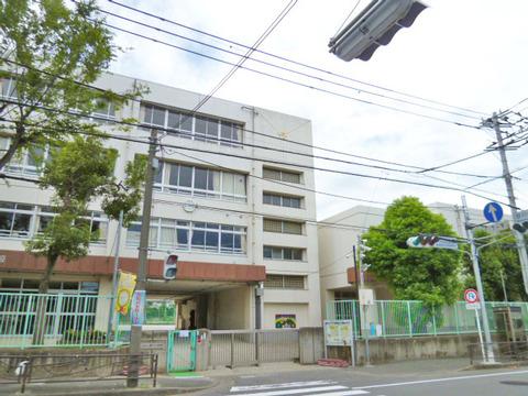 川崎市立野川小学校 距離200m