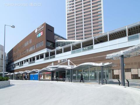 東急東横線「武蔵小杉」駅 距離800m