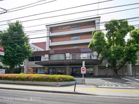 日本医科大学武蔵小杉病院 距離760m