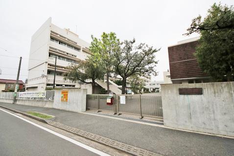 狛江市立狛江第二中学校 距離700m