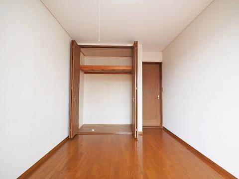 洋室約6.2帖 収納