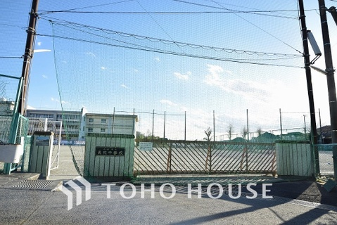 川崎市立長沢中学校 距離400m