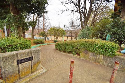 泉田向公園 距離80m