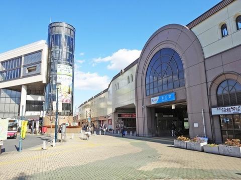 小田急小田原線「狛江」駅 距離2100m