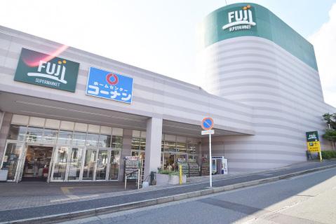 FUJI 上野川店 距離550m