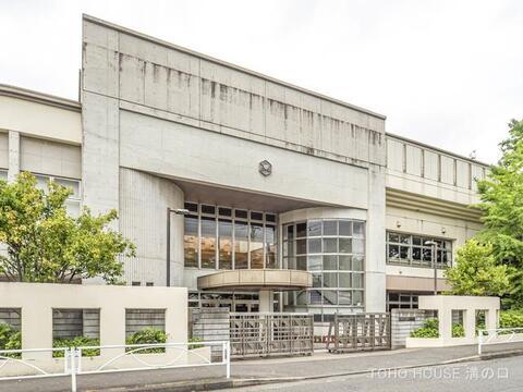 川崎市立宮崎中学校 距離1410m