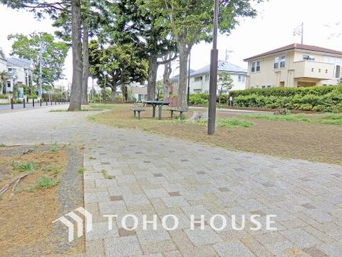 井田こもれび公園 距離240m
