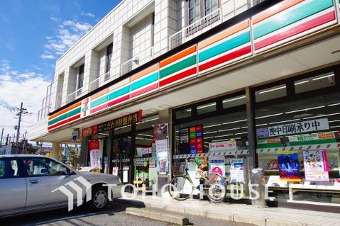 セブンイレブン 川崎菅馬場店 距離300m